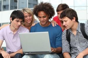 Professionals at Computer P5
